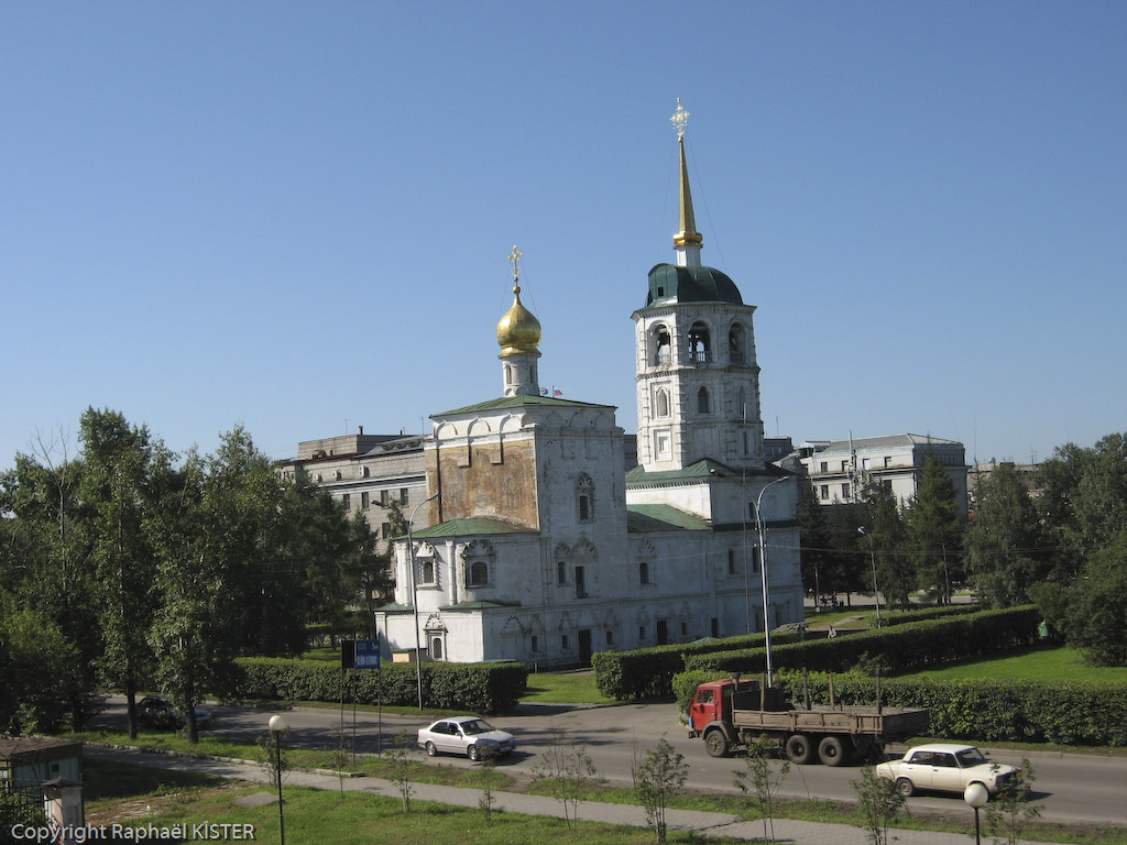 L'église du Sauveur