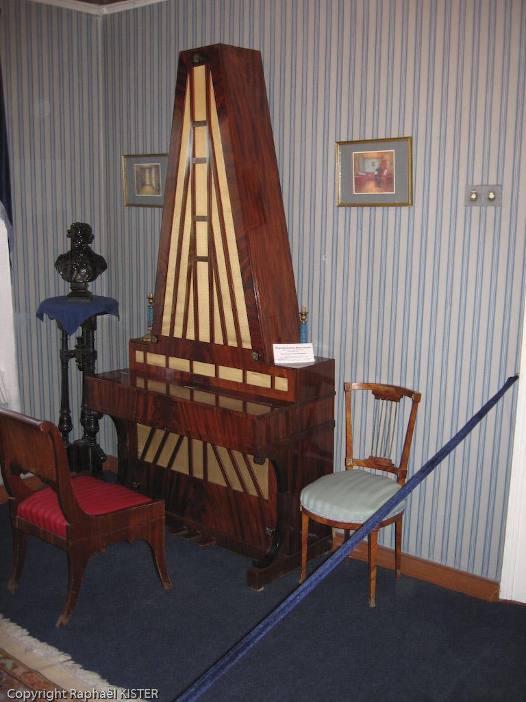 Piano dans la maison - musée sur les Décembristes