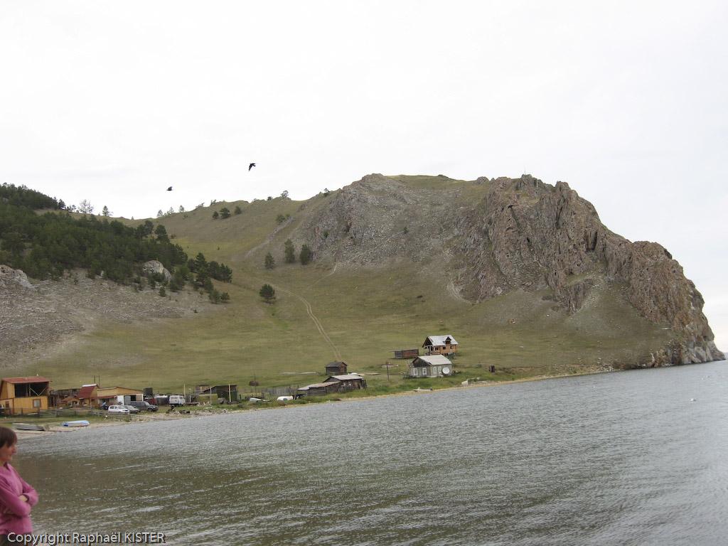 Aperçu du cap Khoboy, l'endroit le plus au nord de l'île.