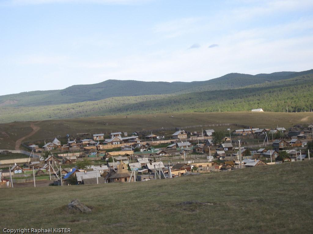 Aperçu du village Khugir