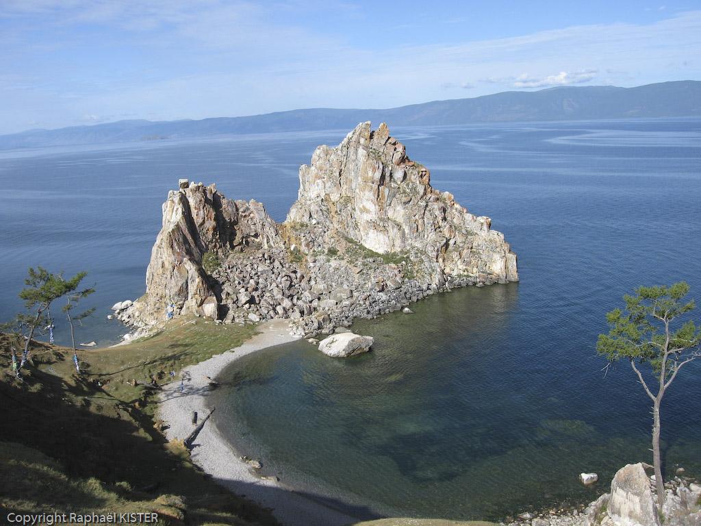 Le rocher du Chaman