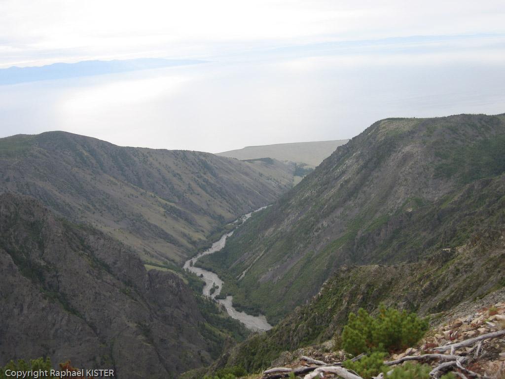 Aperçu de la rivière Rity - 6e jour