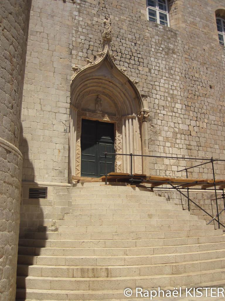 Entrée dans Dubrovnik (Star Wars)