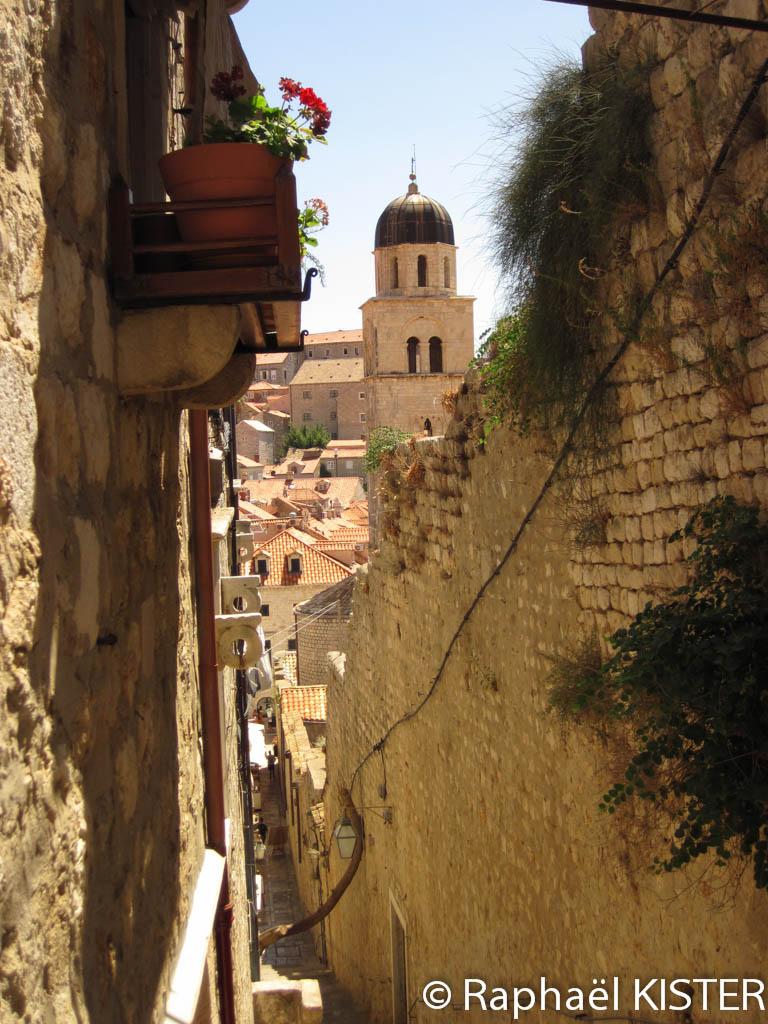 Aperçu de Dubrovnik