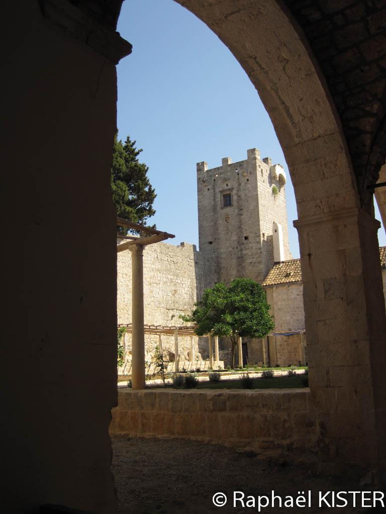 Visite du monastère de Sainte-Marie