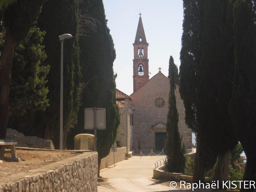 Le monastère de Notre-Dame-des-Anges
