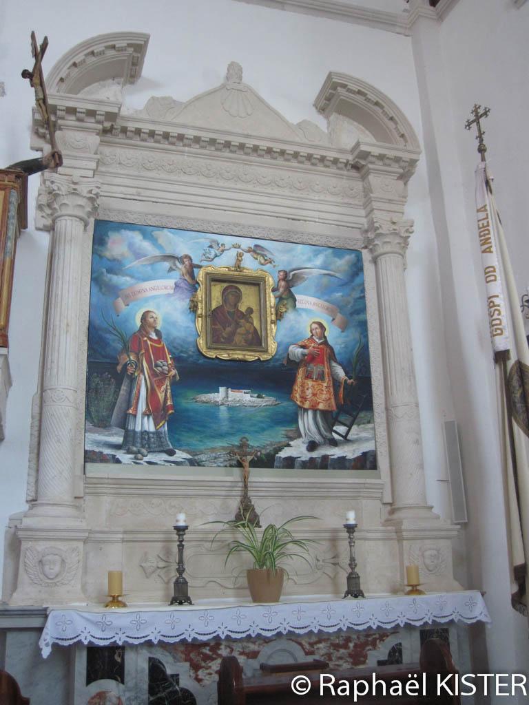 Chapelle du monastère Notre-Dame-des-Anges