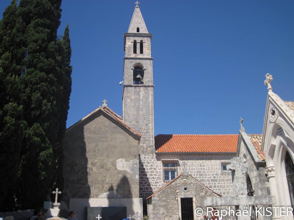 Le monastère Notre-Dame-des-Anges