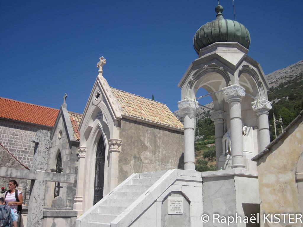 Cimetière du monastère Notre-Dame-des-Anges