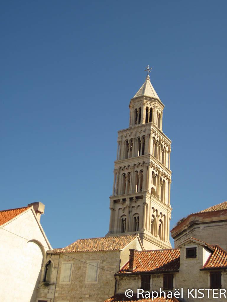 La cathédrale Saint-Domnius