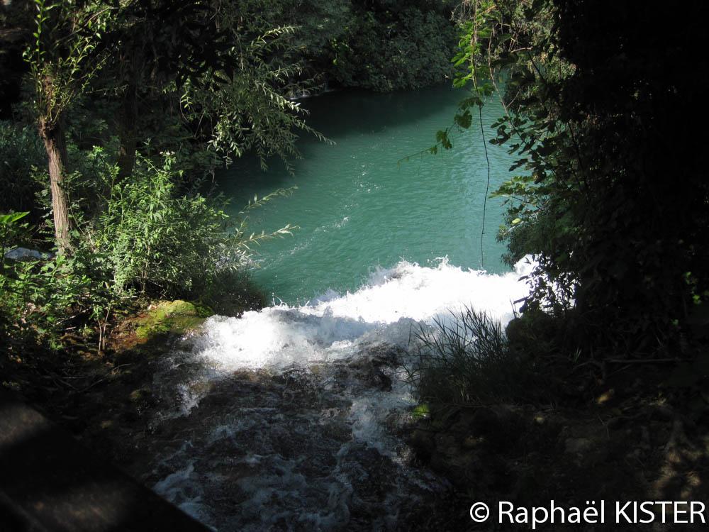 Parc des chutes de Krka