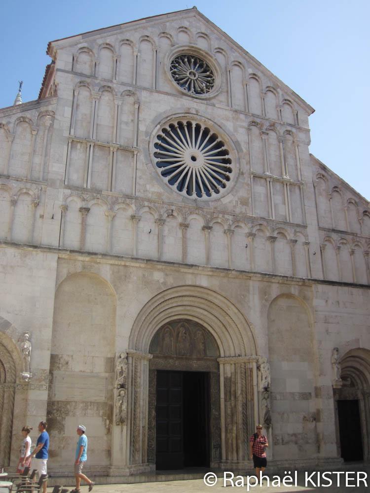 La cathédrale Sainte-Anastasie