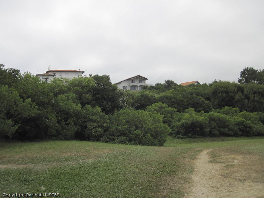 Aperçu d'une maison de style Basque entre Guéthary et Saint-Jean de Luz