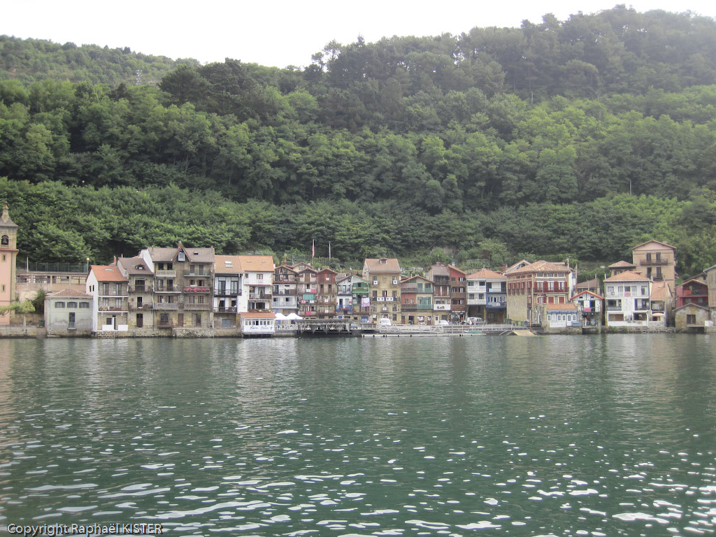 Quartier de San-Sébastien, proche du port