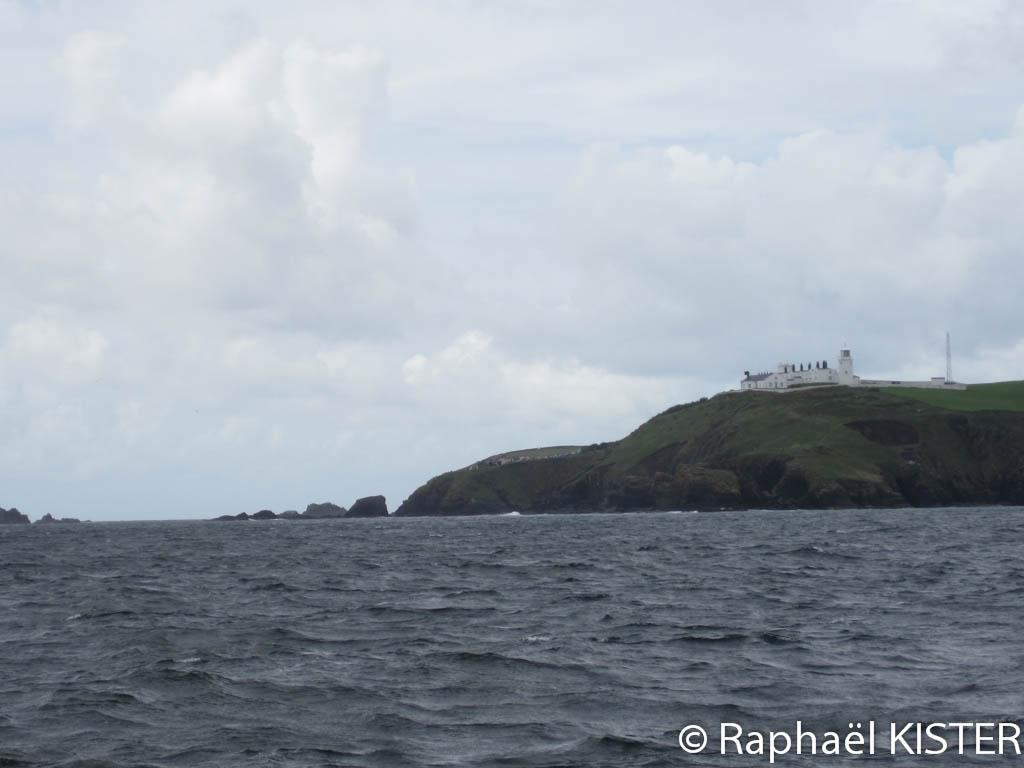 Le phare du cap Lizard