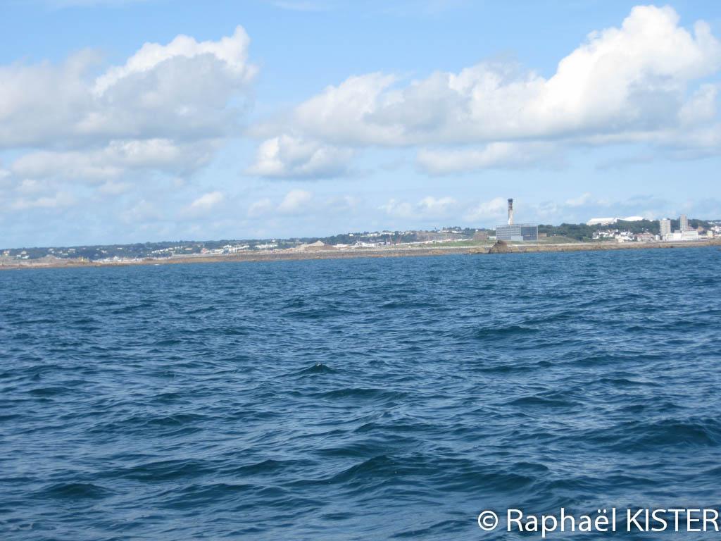 Aperçu de Saint Hélier et de Jersey