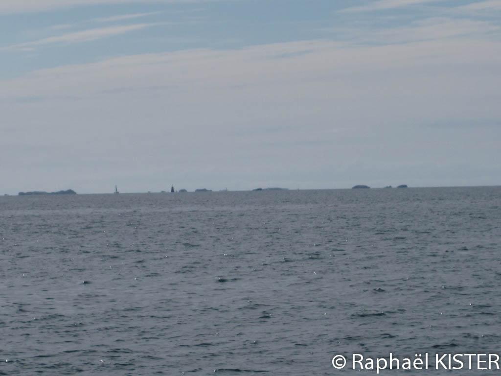 Les îles Chaussey