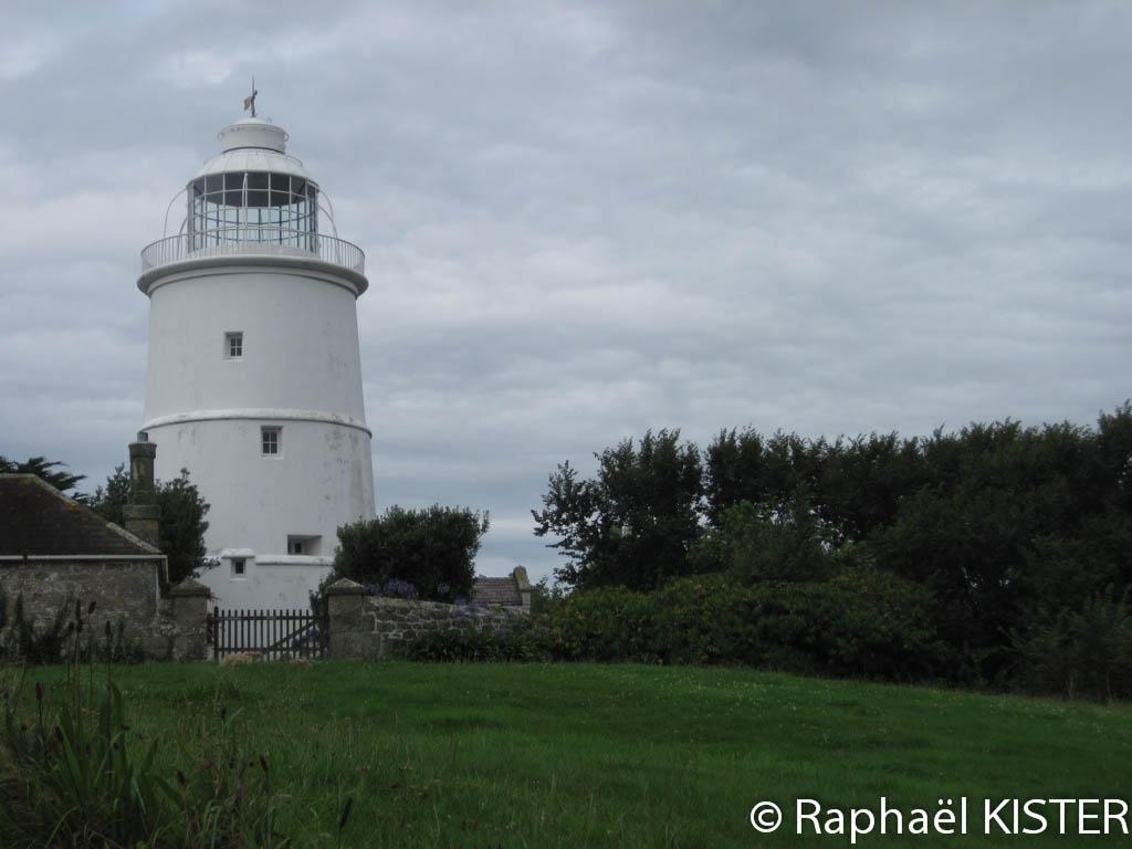 Ancien phare de Sainte Agnès