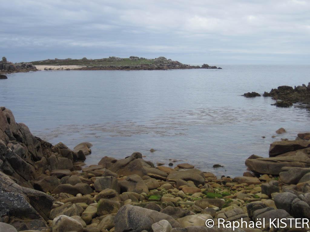 Le littoral de Sainte Agnès