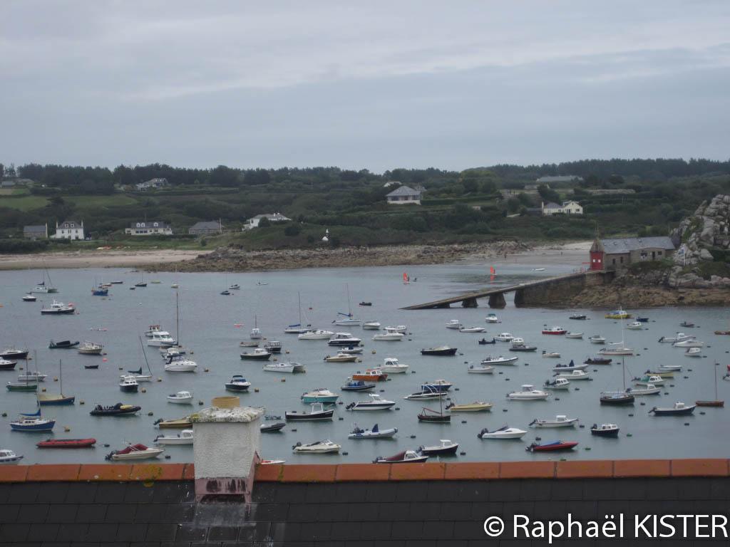 Port de Sainte-Mary et le musée dédié aux sauveteurs en mer