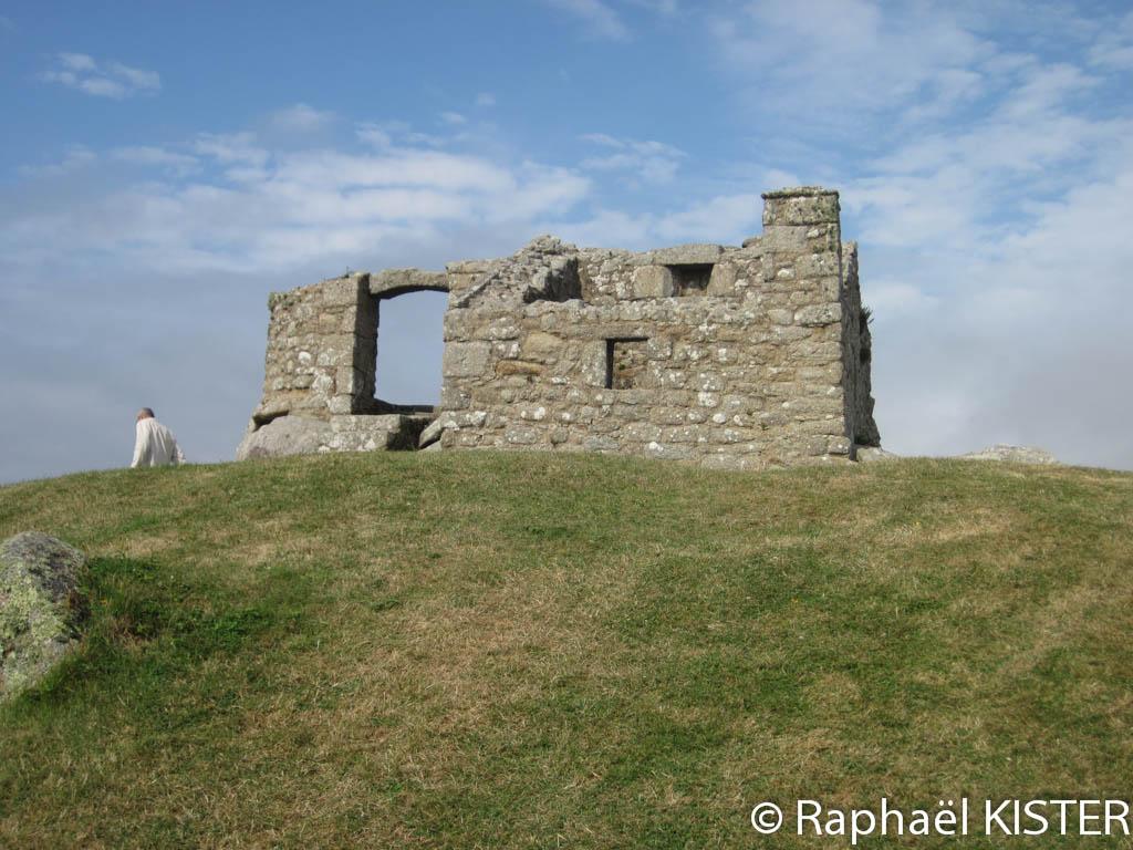 Ruine à Old Grimsby, Tresco